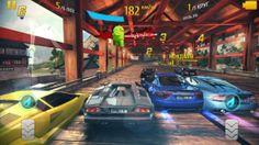 Asphalt 8: Airborne Popüler Android Araba Yarışı Oyunu indir