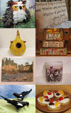 Beautiful Handmade Items from OFG Team Members by Therese on Etsy--Pinned with TreasuryPin.com