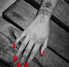 Bracelet tattoo                                                                                                                                                                                 More