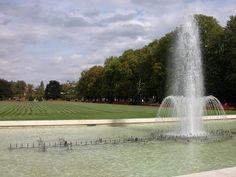 Poděbrady Park Prague, Czech Republic, Golf Courses, Spa, City, Nature, Landscape, Naturaleza, Cities