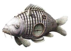 想像が気絶しそう。動物たちが日常アイテムと交わった騙し絵的ファンタジスタ世界 : カラパイア