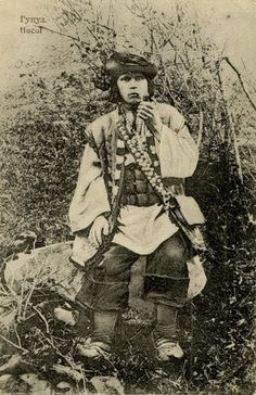 """Открытки с моей колекции."""" ГУЦУЛЫ"""" Old Portraits, Ethnic Outfits, Vintage Pictures, Old Photos, Book Art, Native American, Folk, Costumes, Ethnic Clothes"""