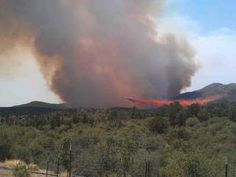 photos of the yanell, az. fire   Yarnell, AZ Fire: How you can help