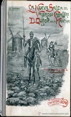 1905: La Nueva Salida del Valeroso Caballero D. Quijote de La Mancha