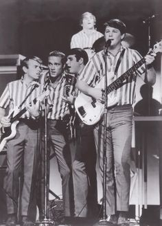 The Beach Boys - my first concert.  I was in high school and we drove to Denver to see them.