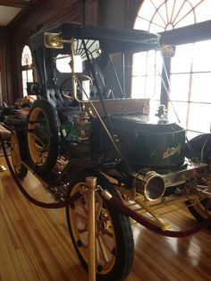 Stanley Steamer at The Stanley Hotel.