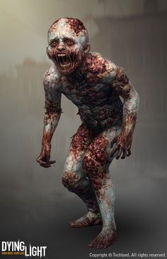 ArtStation - Dying Light - Concept Art, Waldek Kamiński