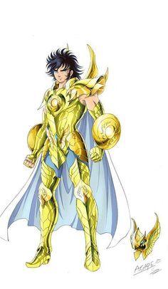 Myth Gold Saint - Libra