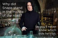 """18 Jokes Only """"Harry Potter"""" Fans Will Find Funny:"""