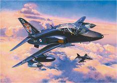BAe Hawk T.1 de la RAF. Más en www,elgrancapitan.org/foro
