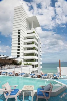 Soho Beach House Miami is the third Soho House club in the US, situated just north of South Beach, Opened in October Soho Beach House Miami is. Soho Beach House Miami, Miami Beach Hotels, Soho House, South Beach Restaurants, Snug Room, Miami Houses, Luxury Spa, Cool Pools, Great View