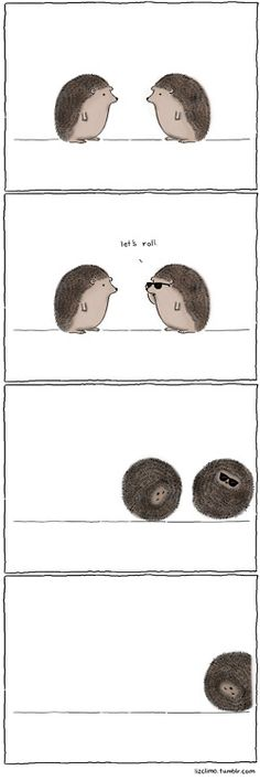 I don't know what makes this so funny but it just is!