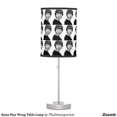 Anna Mae Wong Table Lamp