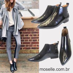 Botas | Moselle é Shoetherapy!