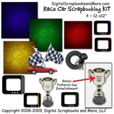 father's day car kit
