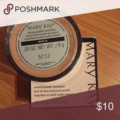 Mary Kay Mineral Powder Foundation Beige 2 Mary Kay Makeup Foundation