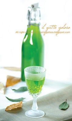 liquore di alloro #TuscanyAgriturismoGiratola