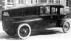 Rumpler Tropfenwagen, 1921-1925