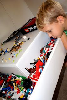 another lego table idea