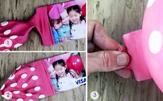 Surprise the birthday boy or girl with a gift card inside a balloon. Ever wondered how to get a card in a balloon? Well, now you know.