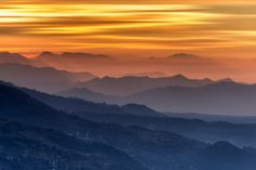 / Dharamsala sunrise by awhelin Dharamsala, Images Of Colours, Dawn And Dusk, World Of Color, Incredible India, Maldives, Adventure Time, Nature, The Incredibles