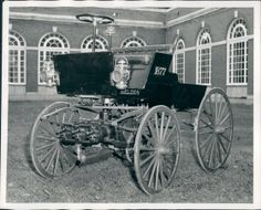 Selden Auto showing Brayton cycle engine