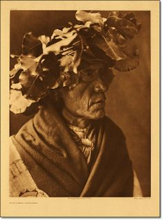 Porcupine - Cheyenne - Edward S. Curtis's The North American Indian: Photographic Images