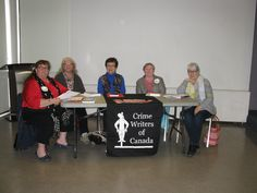 CWC Author Event - Guelph Public Library Mystery Series, Thriller, Crime, Public, Author, Romantic, Writers, Romance Movies, Crime Comics