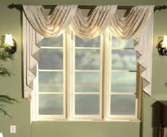 Swag Window Treatment  While choosing Swag Window Treatment always Take help From Experts (The Wright Window also Help you). The Expert Will Guide You & Give you Proper Combinations of Swags with the Wall Which will Stand out Your Room.