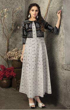#offwhite #colourful #digital #printdesign #rayon #kurti | rayon dresses rayon printed | half sleeves | fancy wear | party wear |