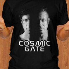 Cosmic Gate DJ T-Shirt