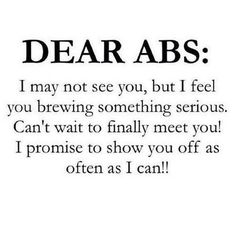 come on out abs