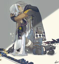 Kingdom Hearts Riku and Aqua Kingdom Hearts 3, Final Fantasy, Kaito, Kh 3, Video Game Art, Video Games, Vanitas, Disney And Dreamworks, In This World