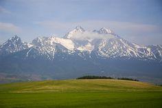 High Tatras mountains, Slovakia..went here on my first trip to slovakia after bojnice.