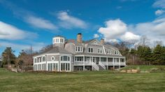 Maine coastal living at its finest. Classic shingle style estate boasting elegant architectural details throughout, vast ocean views of distant islands and coveted Pulpit Rock, indoor pool pavilion, manicured gardens, guest cottage and private sandy beach. Absolutely iconic and very unique property for the Greater Portland Area.