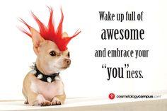 Always be you!!! Make Sense, Wake Up, Comics, Cartoons, Comic, Comics And Cartoons, Comic Books, Comic Book, Graphic Novels