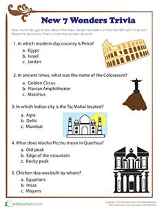 english worksheets wonders of the world mysteries wonders of the world topic box. Black Bedroom Furniture Sets. Home Design Ideas