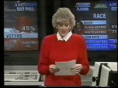 The '88 Vote election night coverage