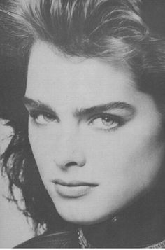 Brooke Shields by Albert Watson for Interview, August Pretty Baby 1978, Brooke Shields Young, Beloved Film, Best Actress Award, Thick Eyebrows, People Magazine, Beautiful Models, Beautiful Women, Beautiful Babies