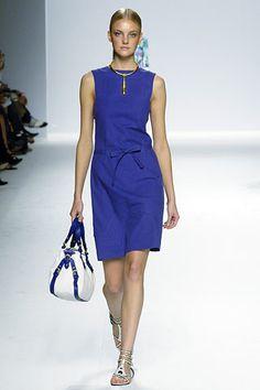 Emilio Pucci Spring 2006 Ready-to-Wear Fashion Show - Solange Wilvert