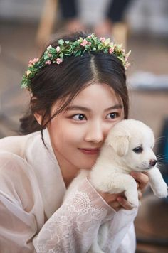 "kim yoo jung ""Moonlight Drawn by Clouds"" Kim Yoo Jung, Jung So Min, Korean Star, Korean Girl, Korean Actresses, Korean Actors, Korean Dramas, Kim Yu-jeong, My Shy Boss"