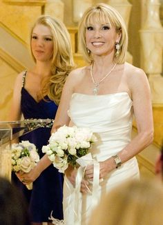 LOL (But Kind Of Sweet): Ramona and Mario Renew Their Vows On Real Housewives of NYC