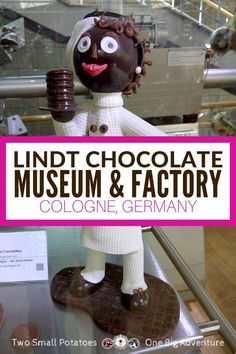 For chocolate lovers the world over, a visit to the Lindt chocolate museum and factory in Cologne is a must. Say yes to free samples! Lindt Chocolate, Chocolate Factory, Chocolate Lovers, Visit Germany, Germany Travel, Malta, California Food, European Holidays, Cologne Germany