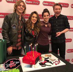 Ross, Laura, and Calum