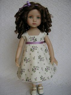 Diana Effner doll at Tomi Jane on Flickr