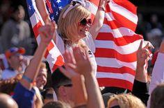 USA Fans #SC13