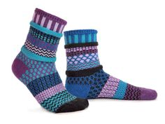 The Vermont Sock Lady is amazing. I recommend these to everyone. Solmate Socks are a great gift! $20