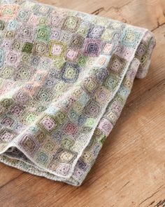 Sophie Digard 2013SS BABY LINEN BLANKET CARRE MICRO