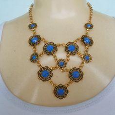 Maxi colar Dourado Ref: 4183