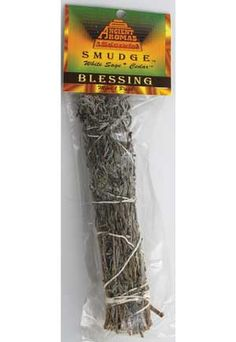 """Blessing smudge stick 5- 6"""""""